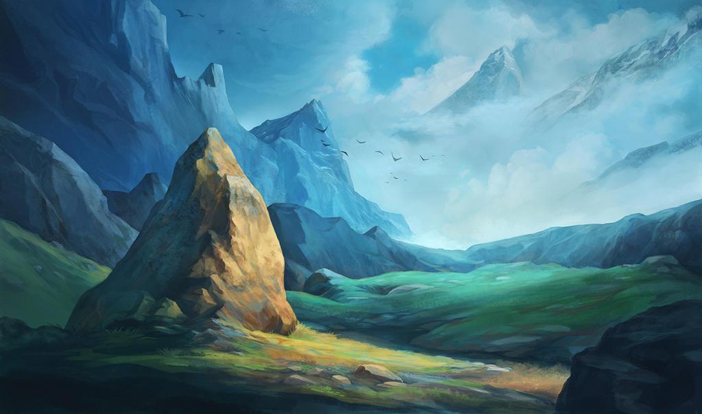 Stone by Mirchaz