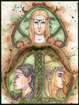 Neledh Ellerain (Three Elven Kings)
