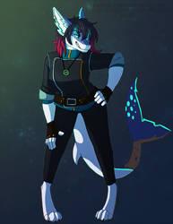 Space Pirate by NauroK