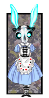 [CLOSED] Bonehead - Alice in Wonderland by ghosty-doll-adopts