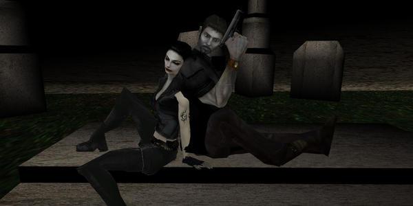 Vampires the Masquerade Models by artlover371