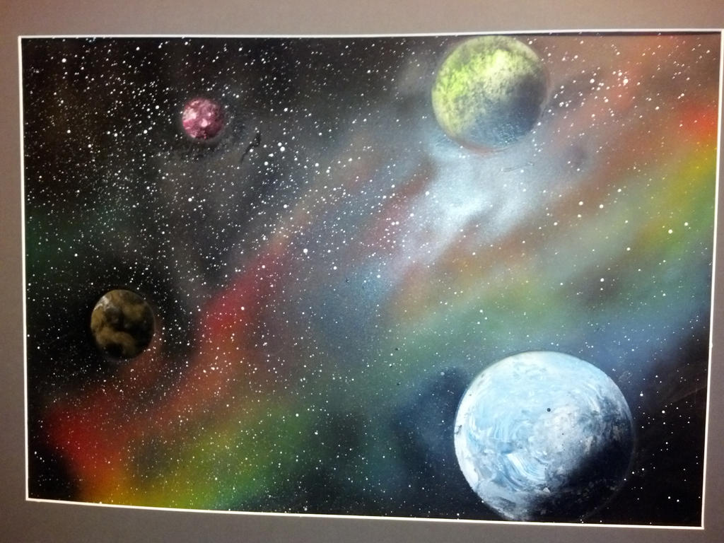 Spray Paint Art Again By Cit Cat Kate On Deviantart