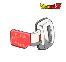 Dragon Ball Z -  Scouter by camarinox