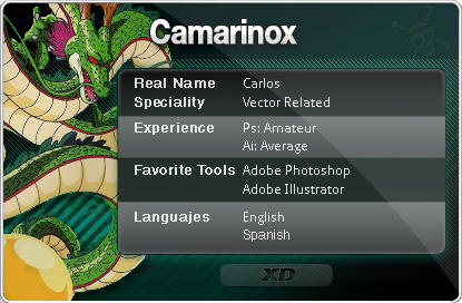 camarinox's Profile Picture