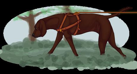 Wild Tracking - Novice by ExpiredCanMayhem