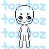F2U 'Tiny Tot' Base by t-o-z-z-i-e