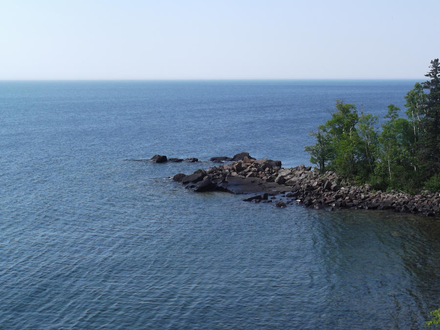 Lake Superior by UNoWhoOwnsArt