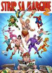 Strip sa Margine 2 - Comic from the margins by Artsandar
