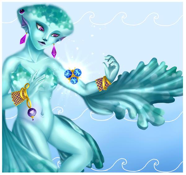 Zora Princess by AryaMaya