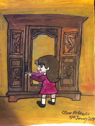 The Lion, The Witch And The Wardrobe - Ch.1 by omcgeachie