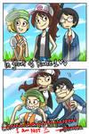 Pokemon: Unova Photographs