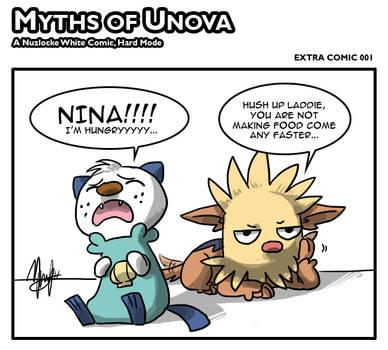Nuzlocke White: Extra Comic 1 by ky-nim