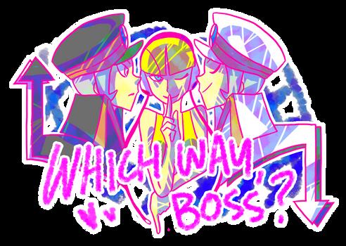 Pokemon: Conductorship - Which way?