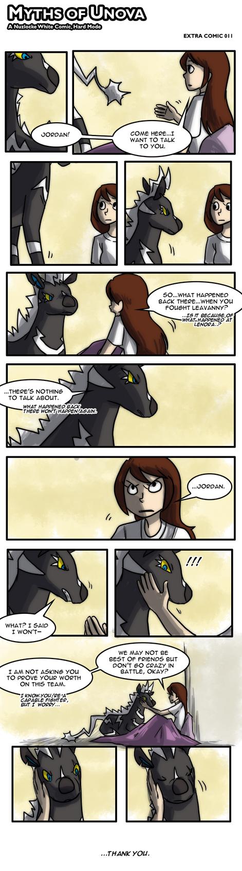 Nuzlocke White: Extra Comic 11 by ky-nim