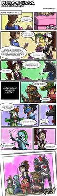 White Nuzlocke: Extra Comic 13 by ky-nim