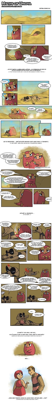 Nuzlocke White: Extra Comic 16 by ky-nim