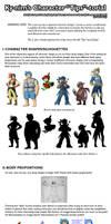Tutorial: Character Design