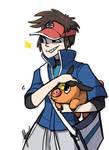 Pokemon: Kyouhei+Tepig