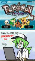 Pokemon: PETA MEETS POKEMON