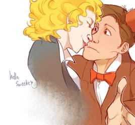 Doctor Who: Hello Sweetie