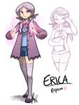Pokemon OC: Erica