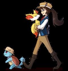 Pokemon: TO KALOS! by ky-nim