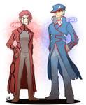 Pokemon ORAS: Groudon + Kyogre