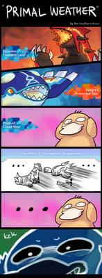 Pokemon ORAS: Primal Weather - CONFIRMED by ky-nim