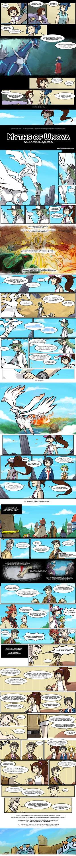 Nuzlocke White: Issue 044 by ky-nim