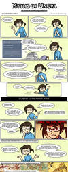 Nuzlocke White: 2nd Q+A Comic Part I by ky-nim