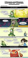 Nuzlocke White: 2nd Q+A Comic Part II