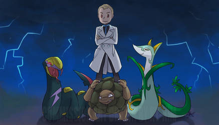 Commission: The Squad