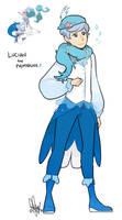 Pokemon: Sun+Moon: Lucian the Primarina (SPOILERS)