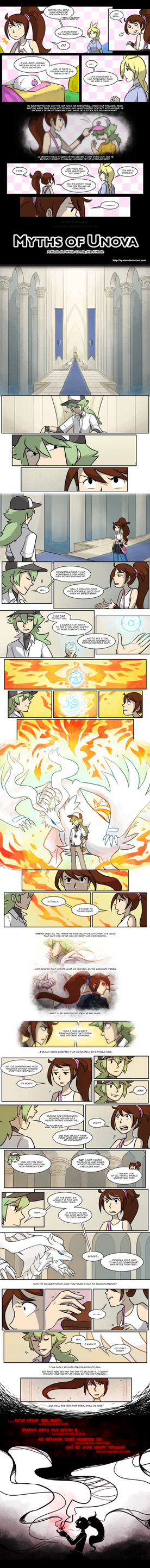 Nuzlocke White: The Throne Room by ky-nim