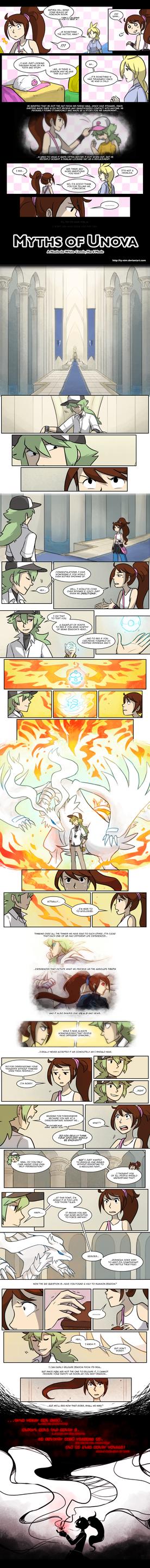 Nuzlocke White: The Throne Room by ky-nim