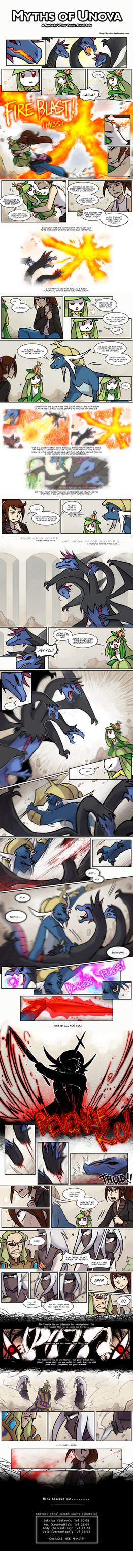 Nuzlocke White: VS. Ghetsis, Pt 4 by ky-nim
