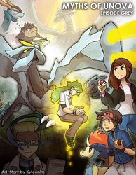 Cover Art: Episode Grey (comic pages in link)