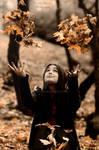 Flying Leaves by diyafram