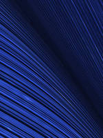 Blue Lines Fractal by laughingtube