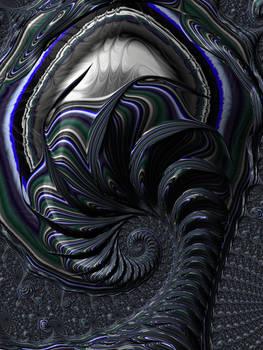 Alien Fractal Vortex
