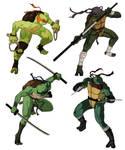 ninja turtles again