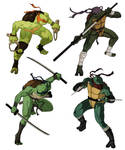 ninja turtles again