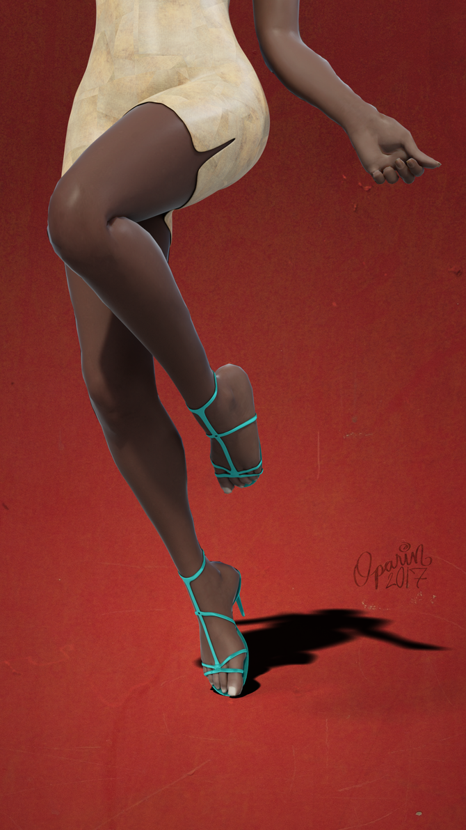 Legs Forever by Oparin