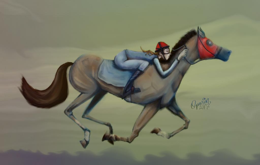 Dark Horse by Oparin