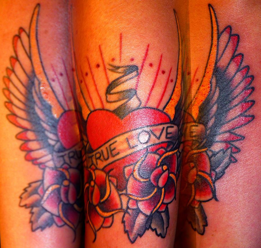 True Love Tattoo By Jbrettprince On Deviantart