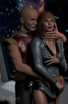 Mirror Picard and Crusher