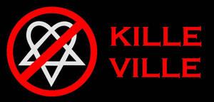 KILLE VILLE LOGO