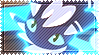Male Meowstic Stamp