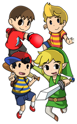 Smash kids