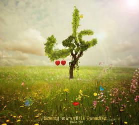 Loving Imam Ali Is Paradise